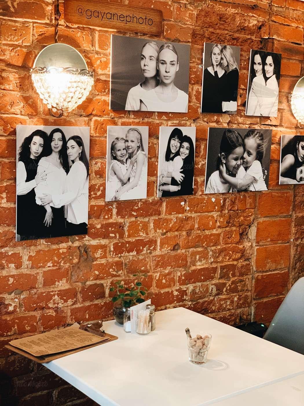 Кафе Sisters (Систерс) на Покровке фото 9