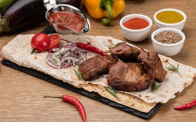 Меню ресторана Ашхабад на проспекте Мира фото 3