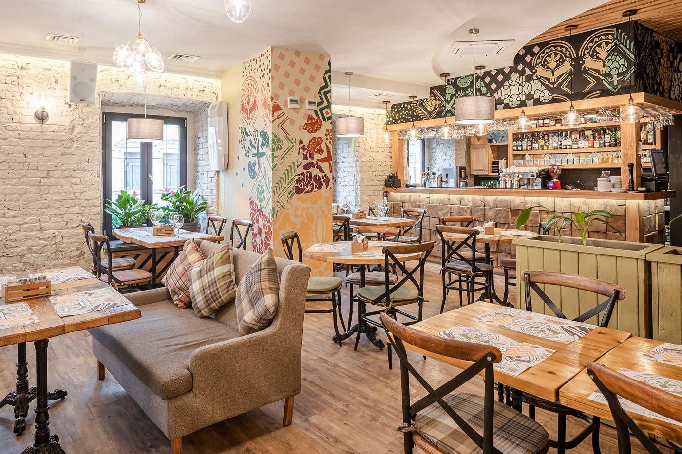 Ресторан Джонджоли на Неглинной фото 17
