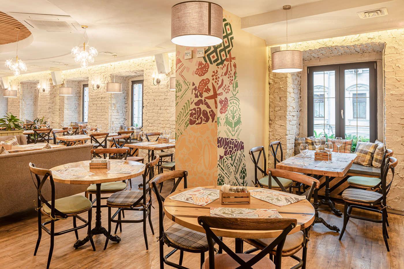 Ресторан Джонджоли на Неглинной фото 3
