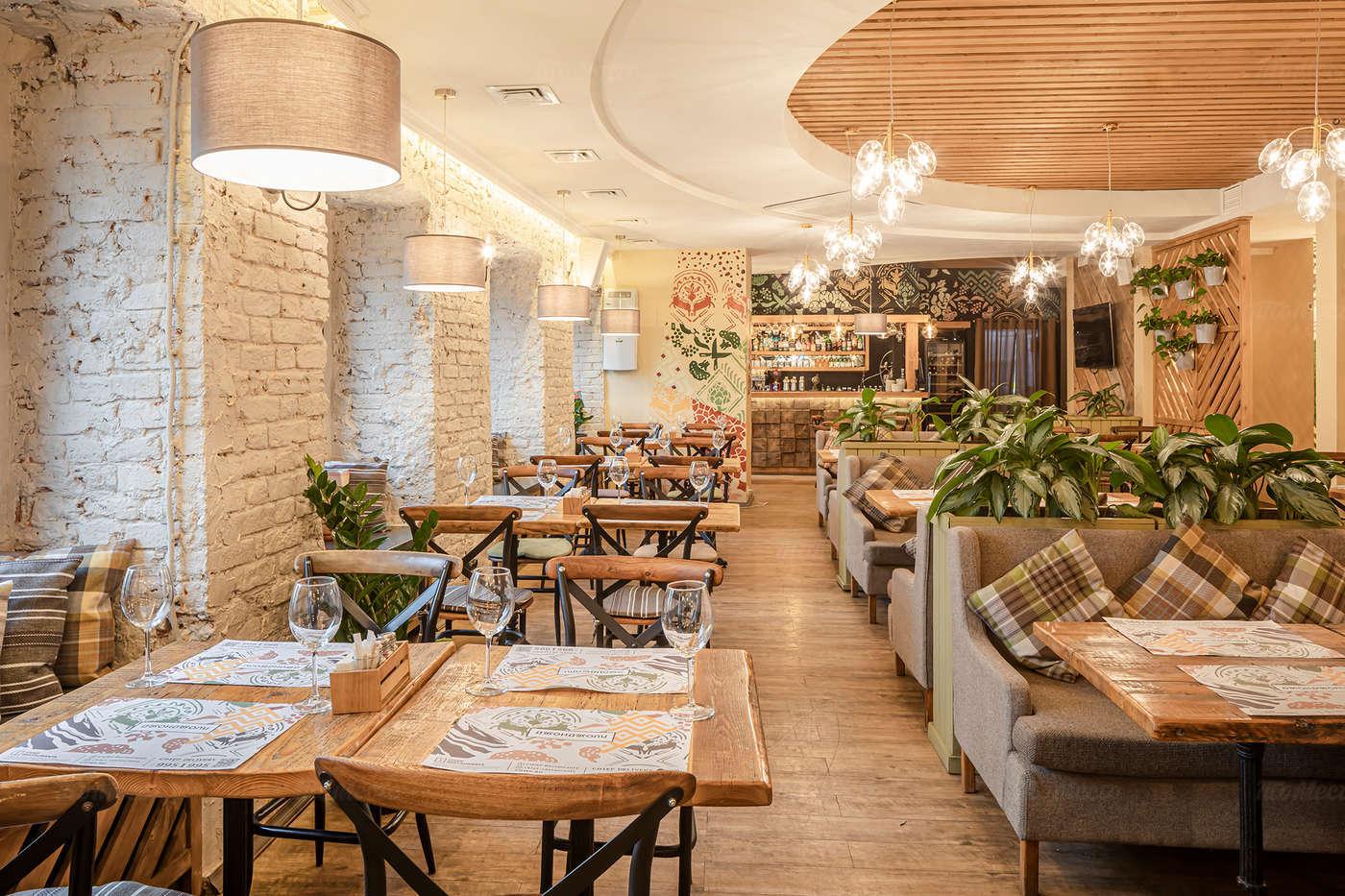 Ресторан Джонджоли на Неглинной фото 8
