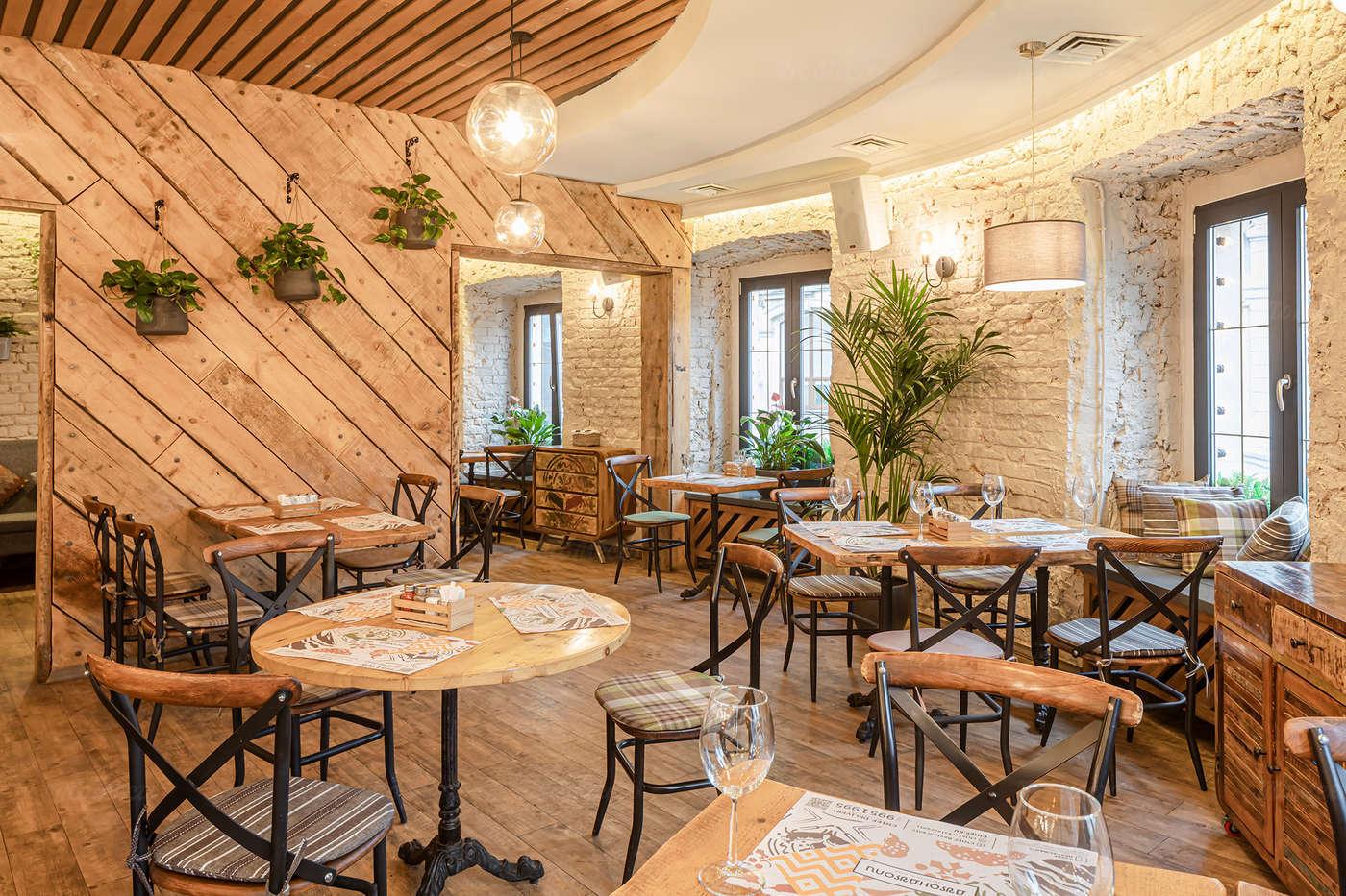 Ресторан Джонджоли на Неглинной фото 10
