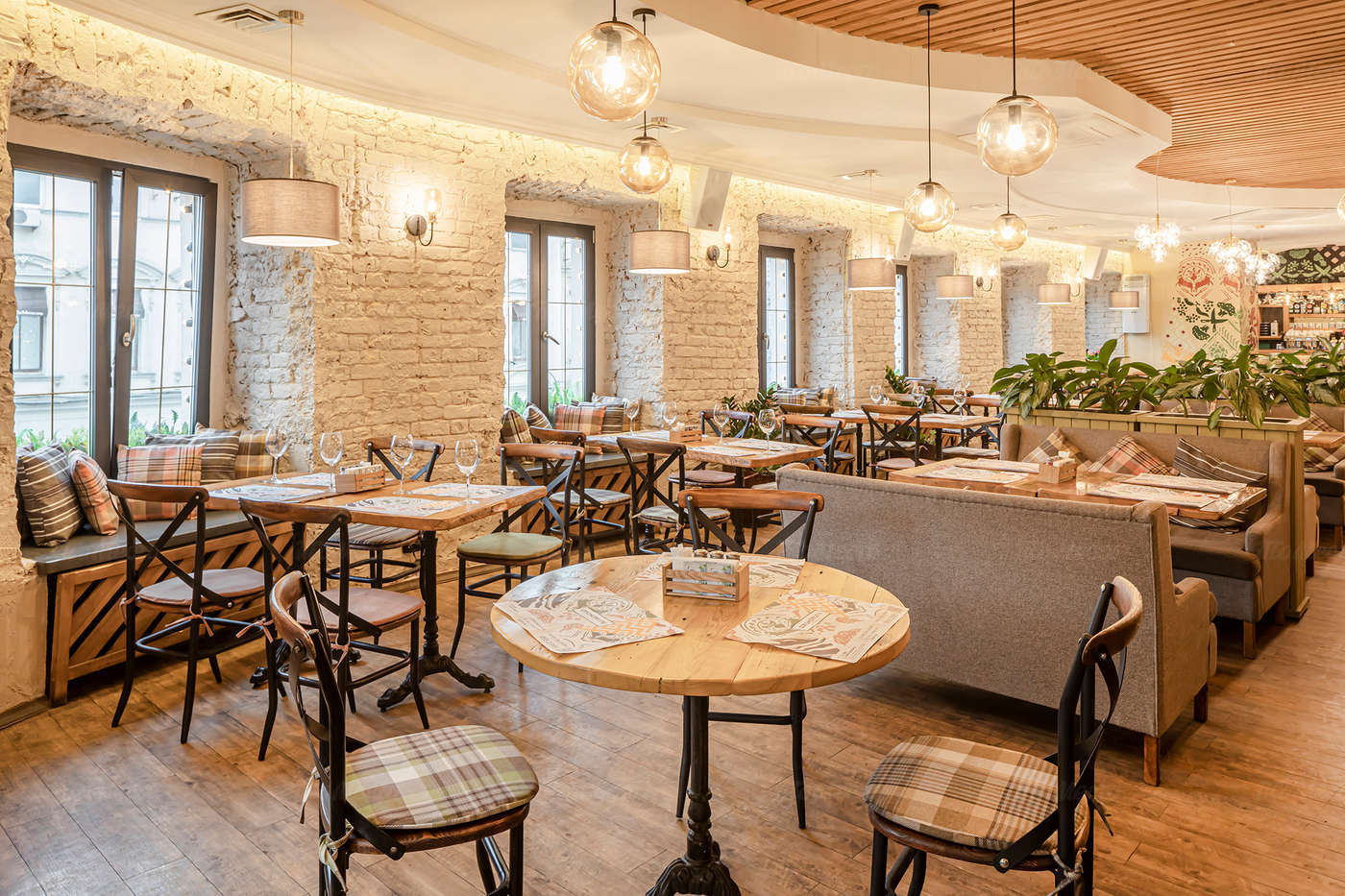 Ресторан Джонджоли на Неглинной