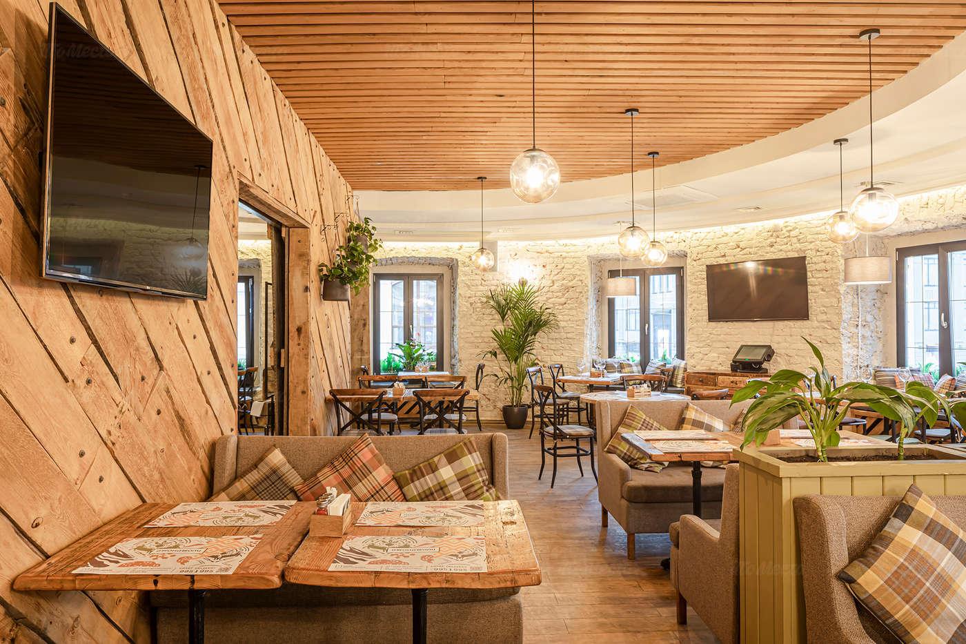 Ресторан Джонджоли на Неглинной фото 13