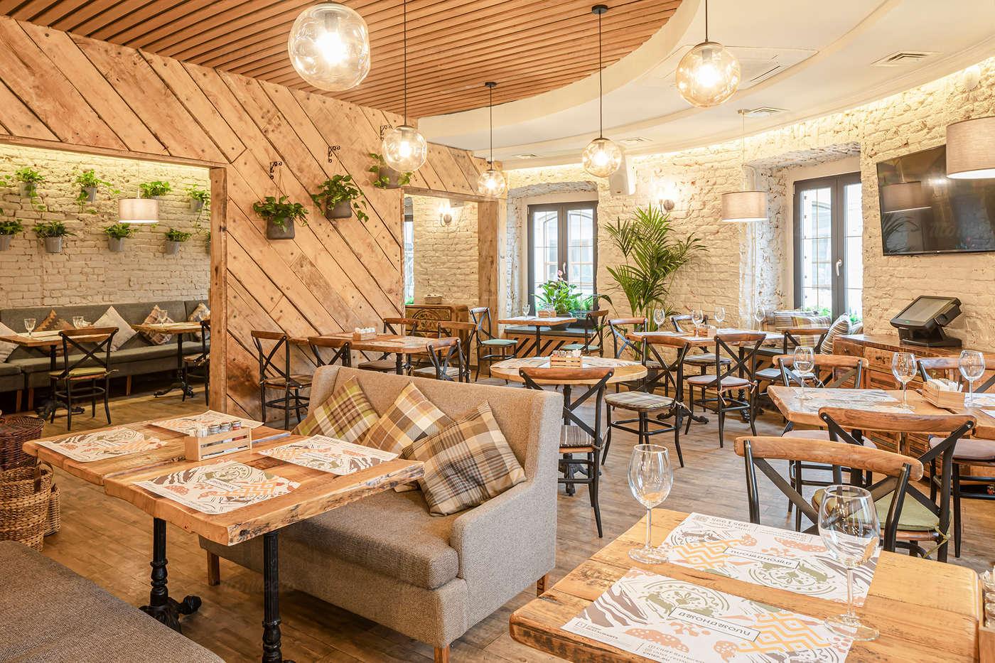 Ресторан Джонджоли на Неглинной фото 7