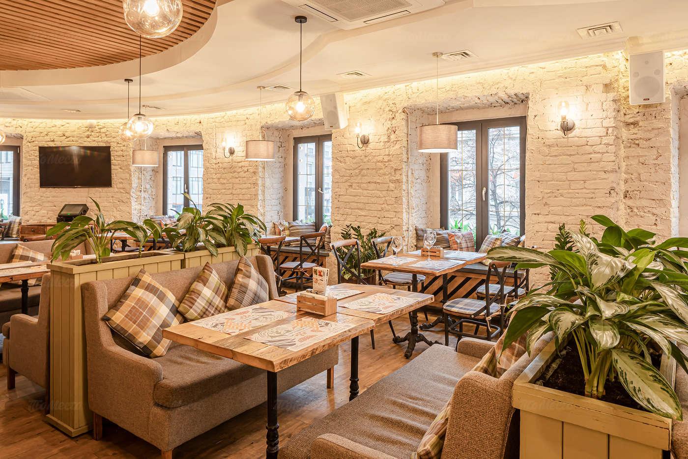 Ресторан Джонджоли на Неглинной фото 4
