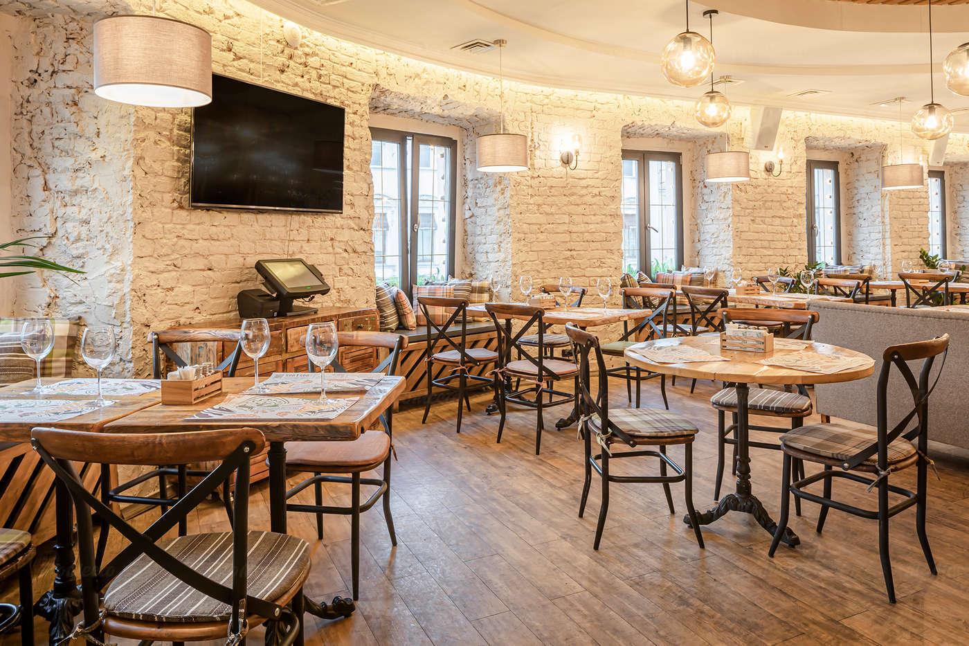 Ресторан Джонджоли на Неглинной фото 16