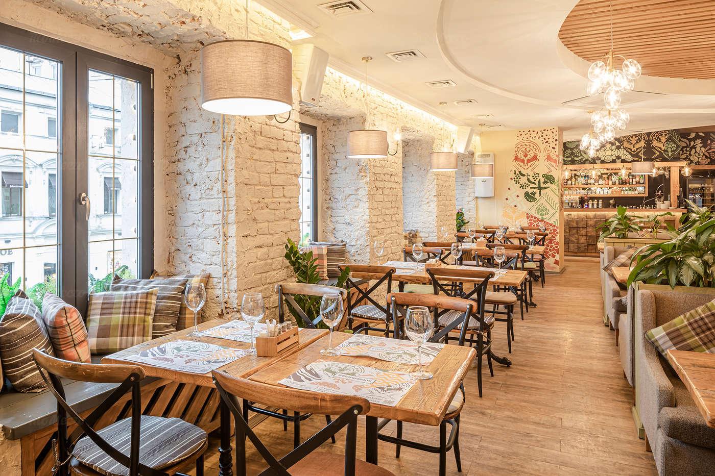Ресторан Джонджоли на Неглинной фото 9