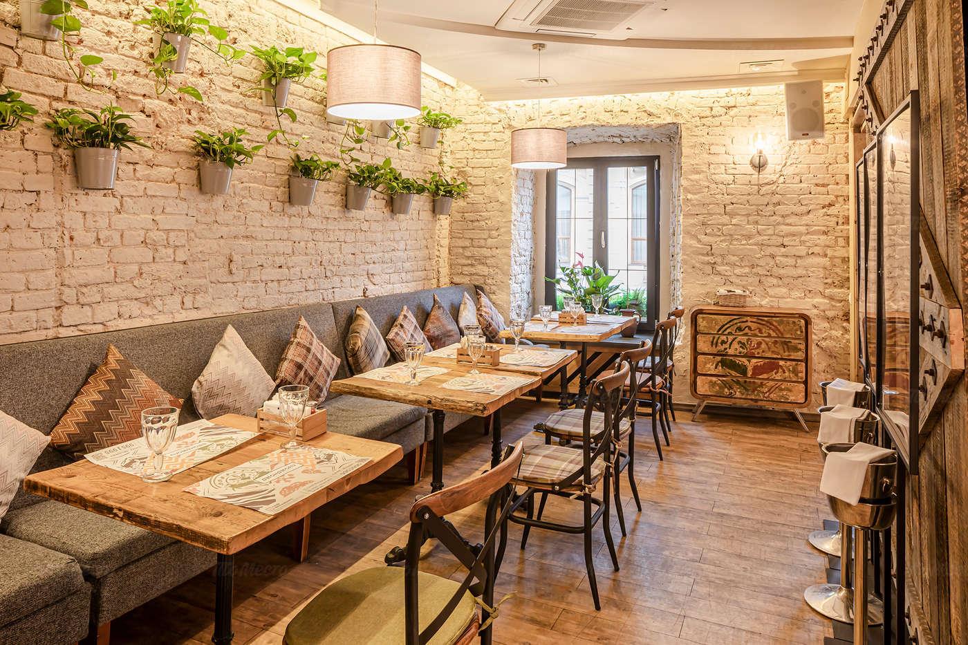 Ресторан Джонджоли на Неглинной фото 5