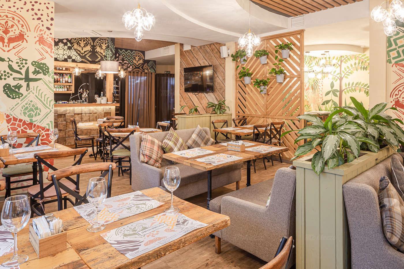 Ресторан Джонджоли на Неглинной фото 11