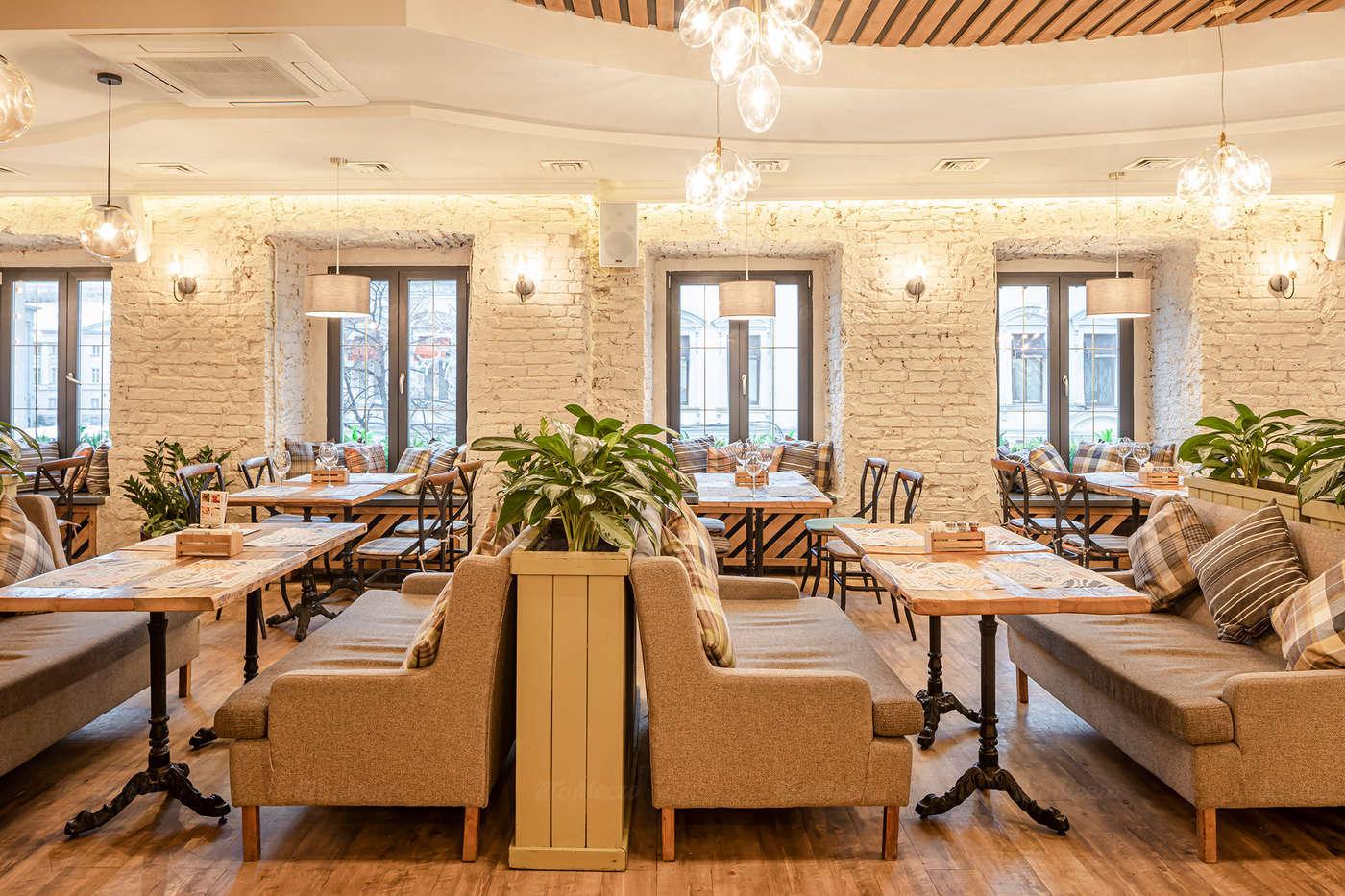 Ресторан Джонджоли на Неглинной фото 12
