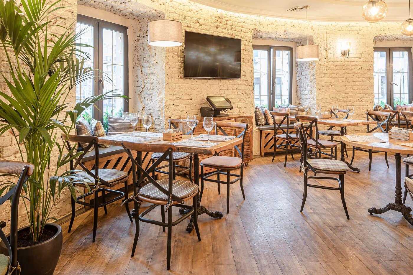 Ресторан Джонджоли на Неглинной фото 15