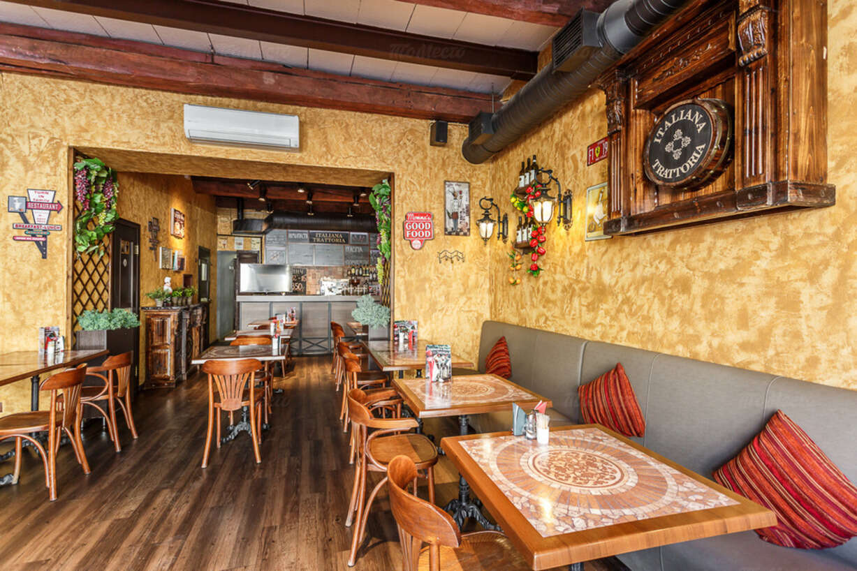Ресторан Траттория на Садовой улице фото 4