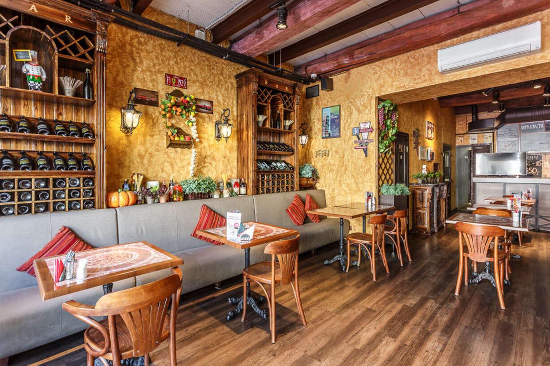 Ресторан Траттория на Садовой улице фото 3
