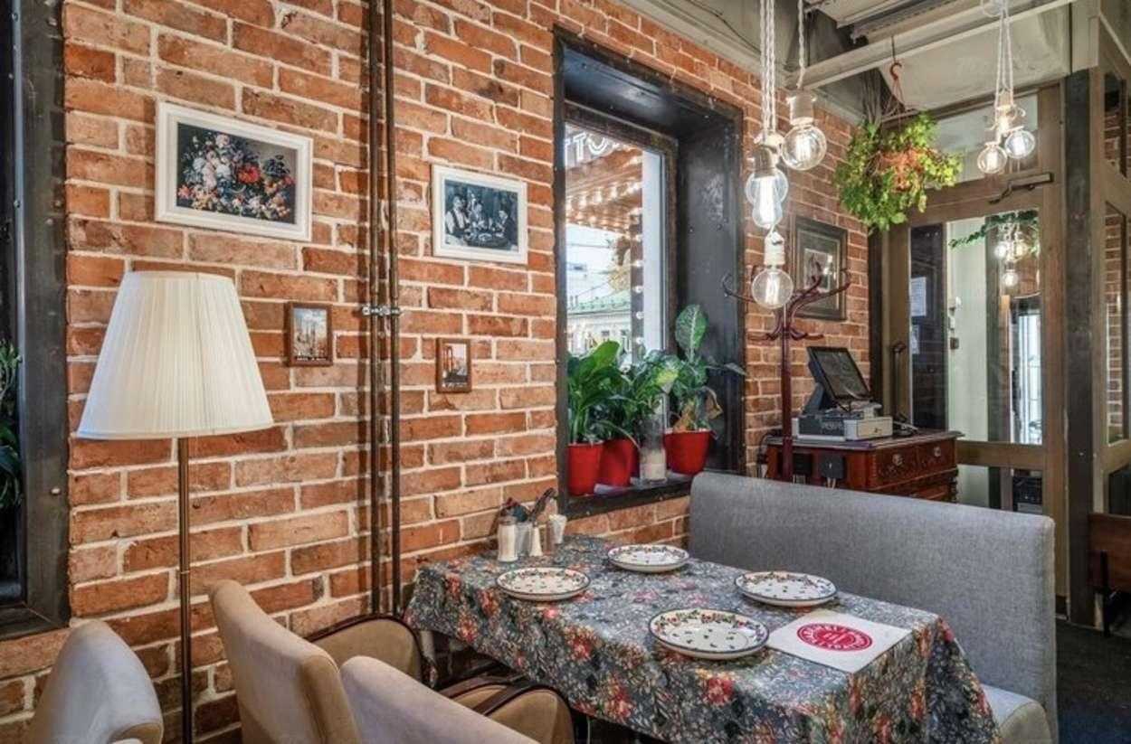 Кафе Vabene в Стремянном переулке фото 8