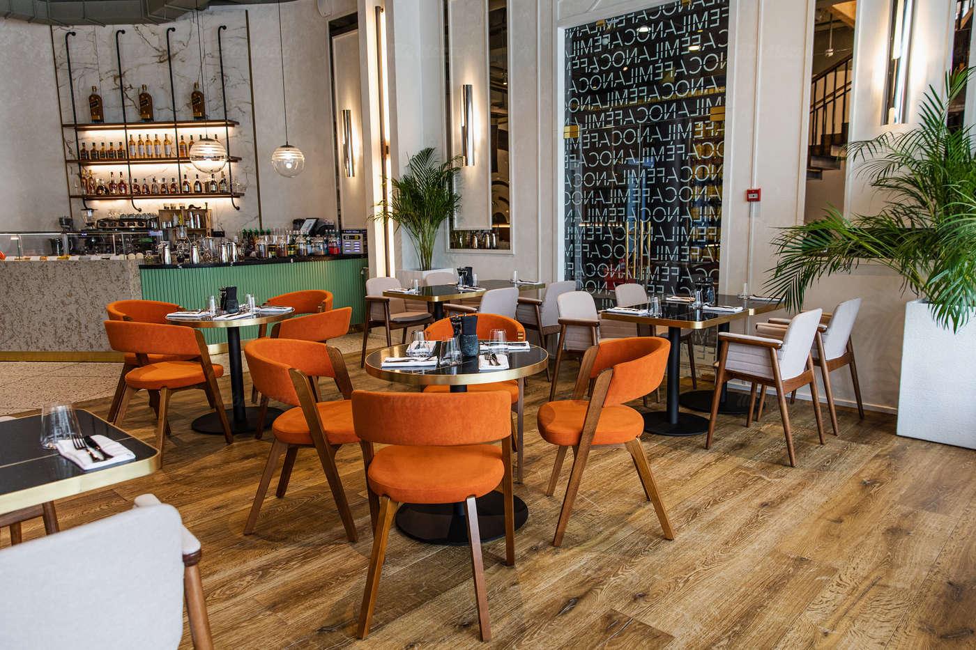 Ресторан Cafe Milano (Милано) на Новом Арбате фото 4
