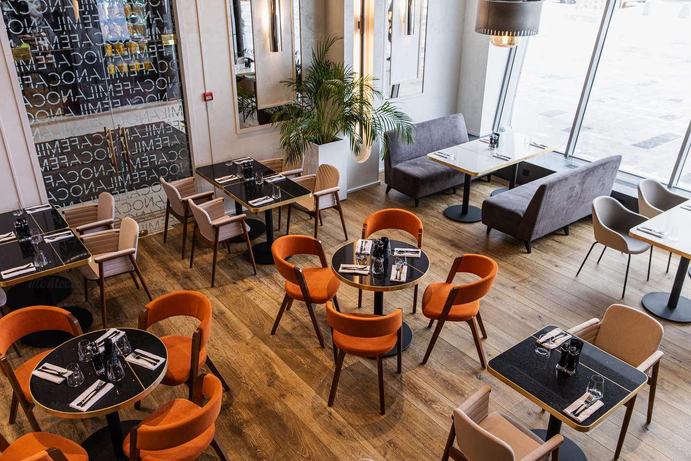 Ресторан Cafe Milano (Милано) на Новом Арбате