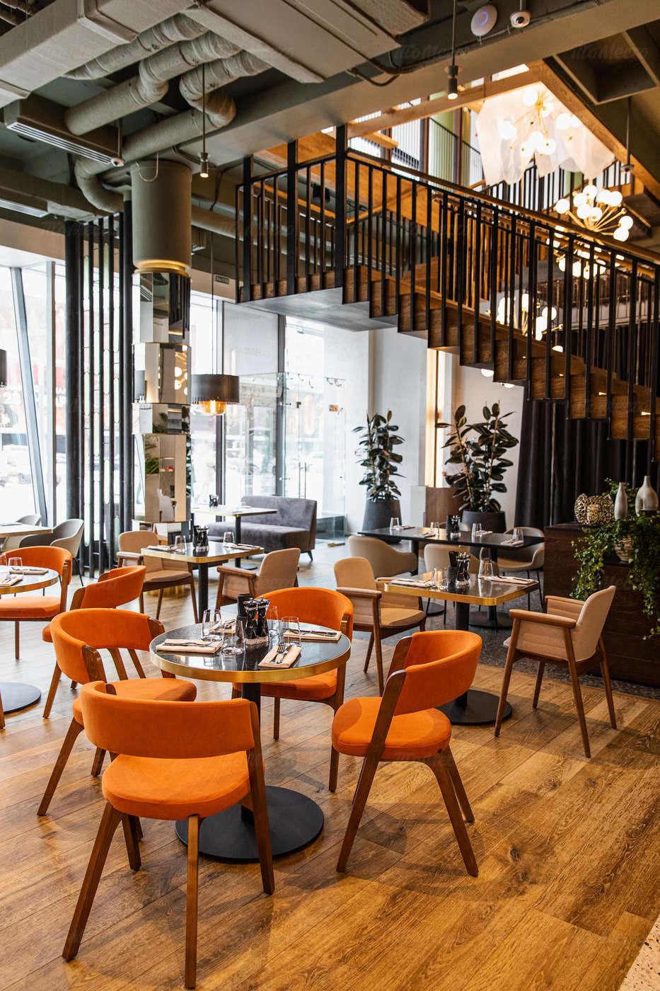 Ресторан Cafe Milano (Милано) на Новом Арбате фото 2