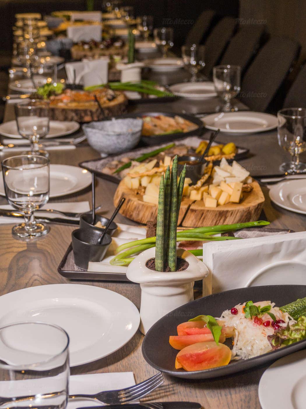 Меню ресторана СЕВЕРЭВЕР (CEBEREVER) в Пятницком переулке фото 11