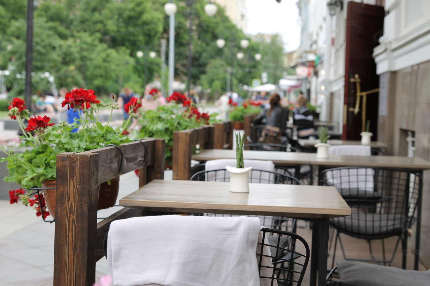 Ресторан СЕВЕРЭВЕР (CEBEREVER) в Пятницком переулке фото 11