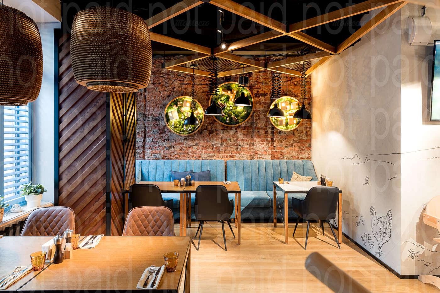 Ресторан M2 Organic Club (М2 Органик клуб) на Спиридоновке фото 4
