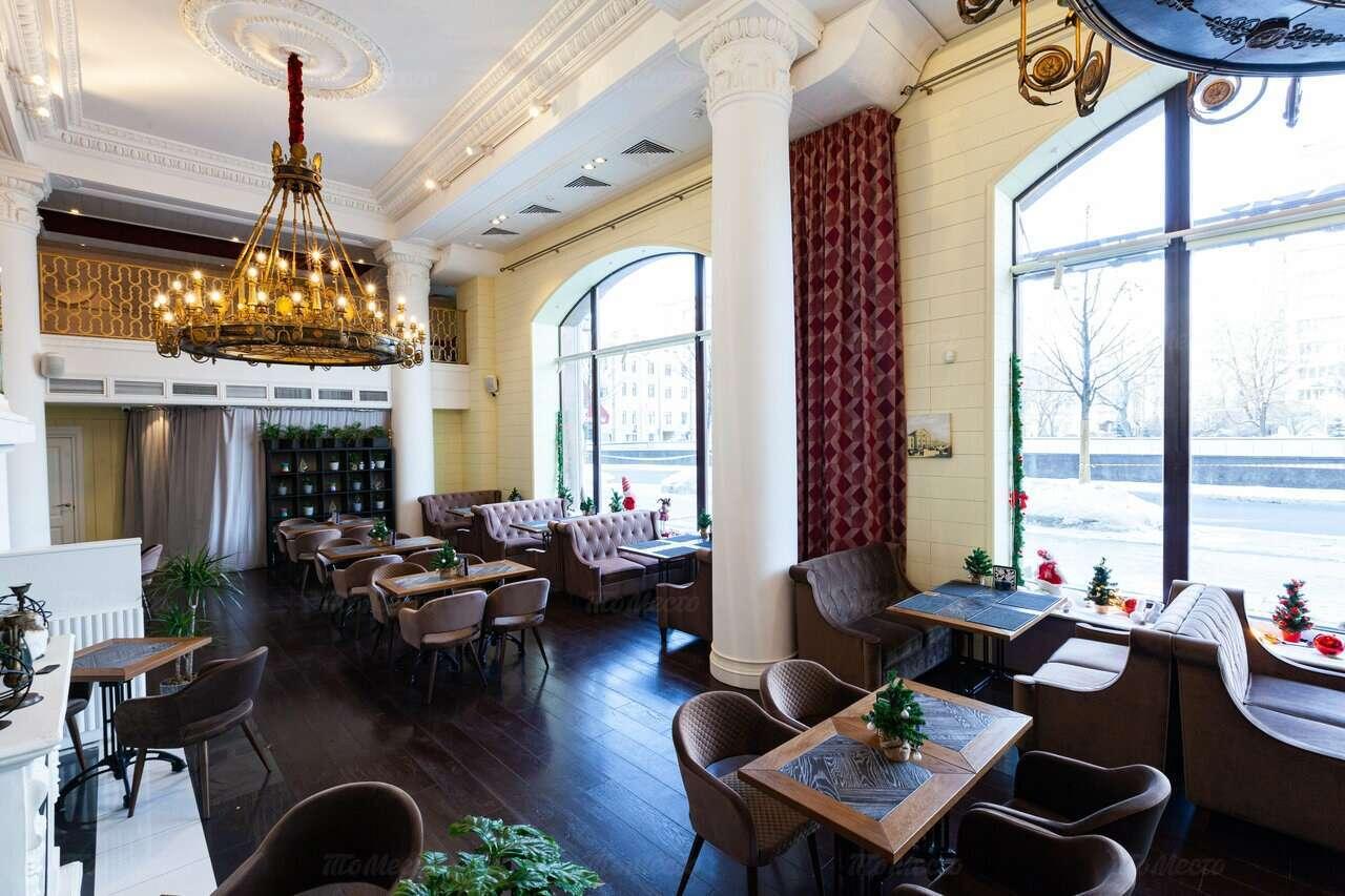 Кафе Moscow (Москва) на Садово-Триумфальной фото 6