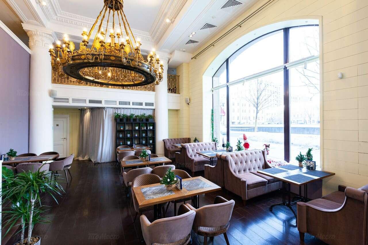 Кафе Moscow (Москва) на Садово-Триумфальной фото 8