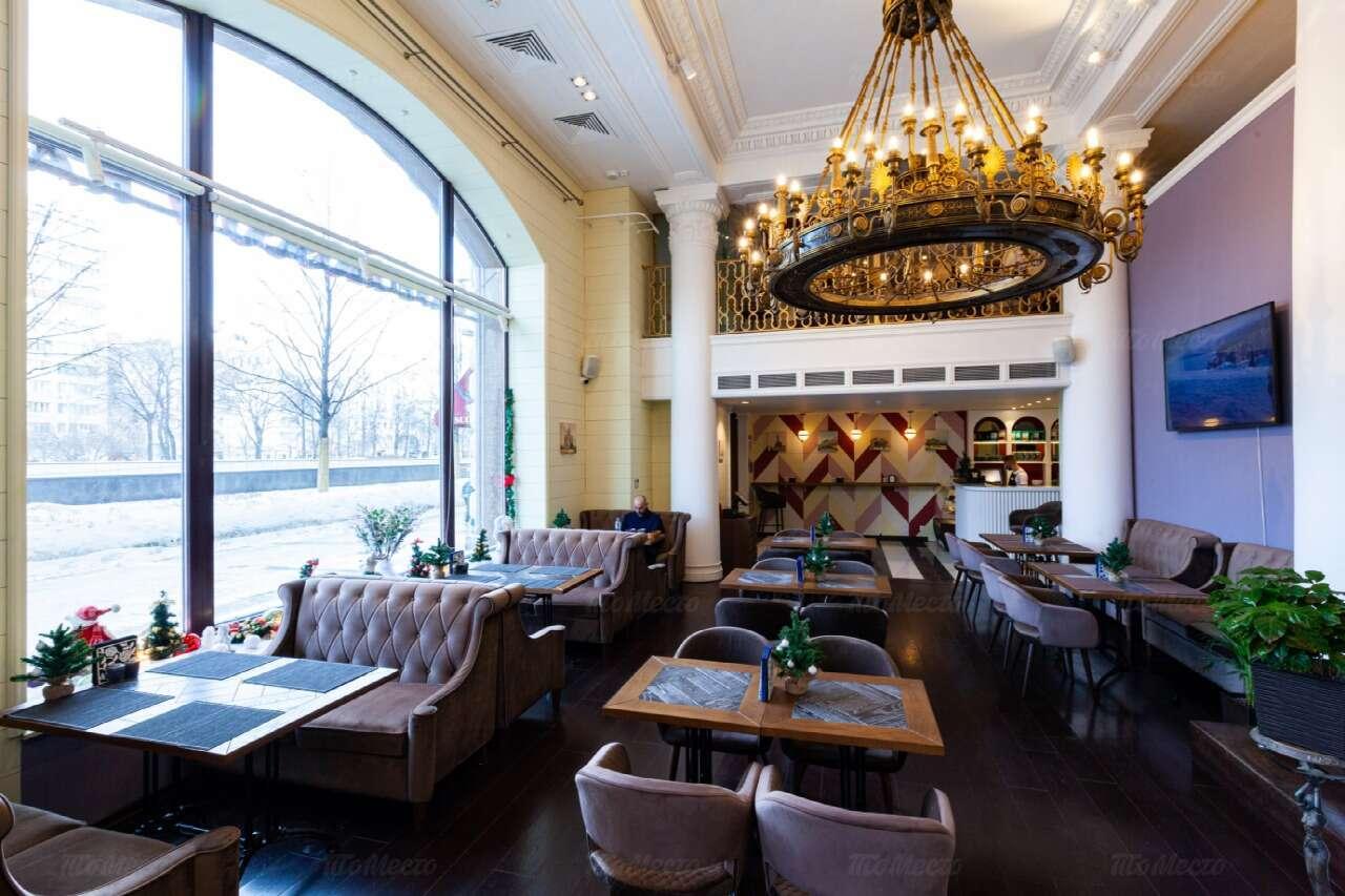 Кафе Moscow (Москва) на Садово-Триумфальной