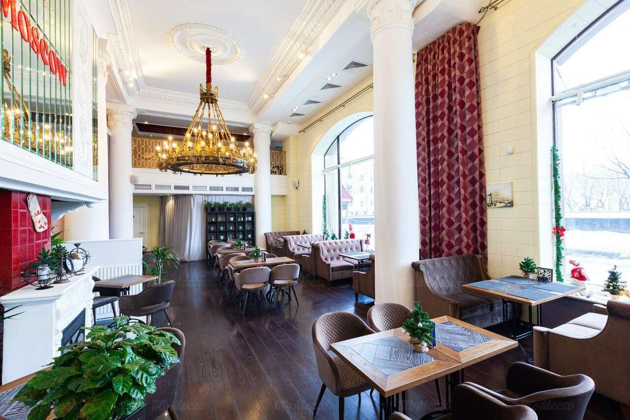 Кафе Moscow (Москва) на Садово-Триумфальной фото 9