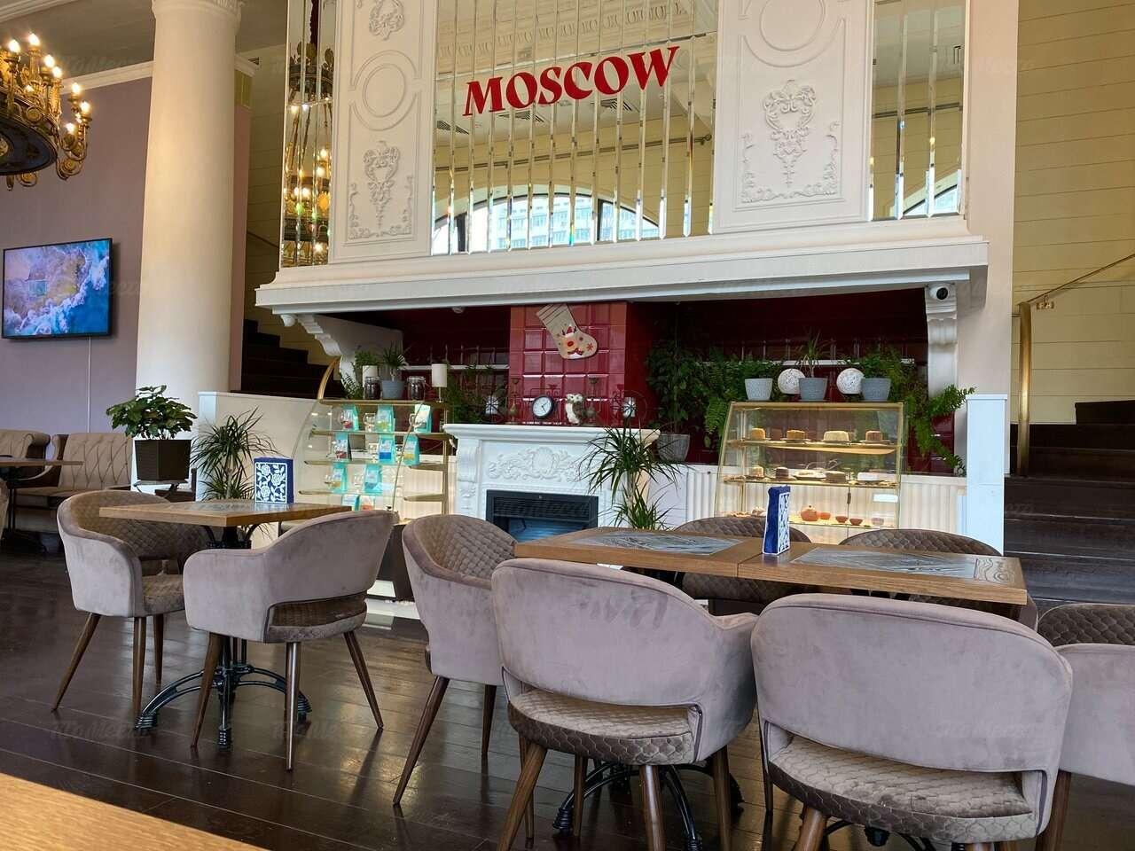 Кафе Moscow (Москва) на Садово-Триумфальной фото 13