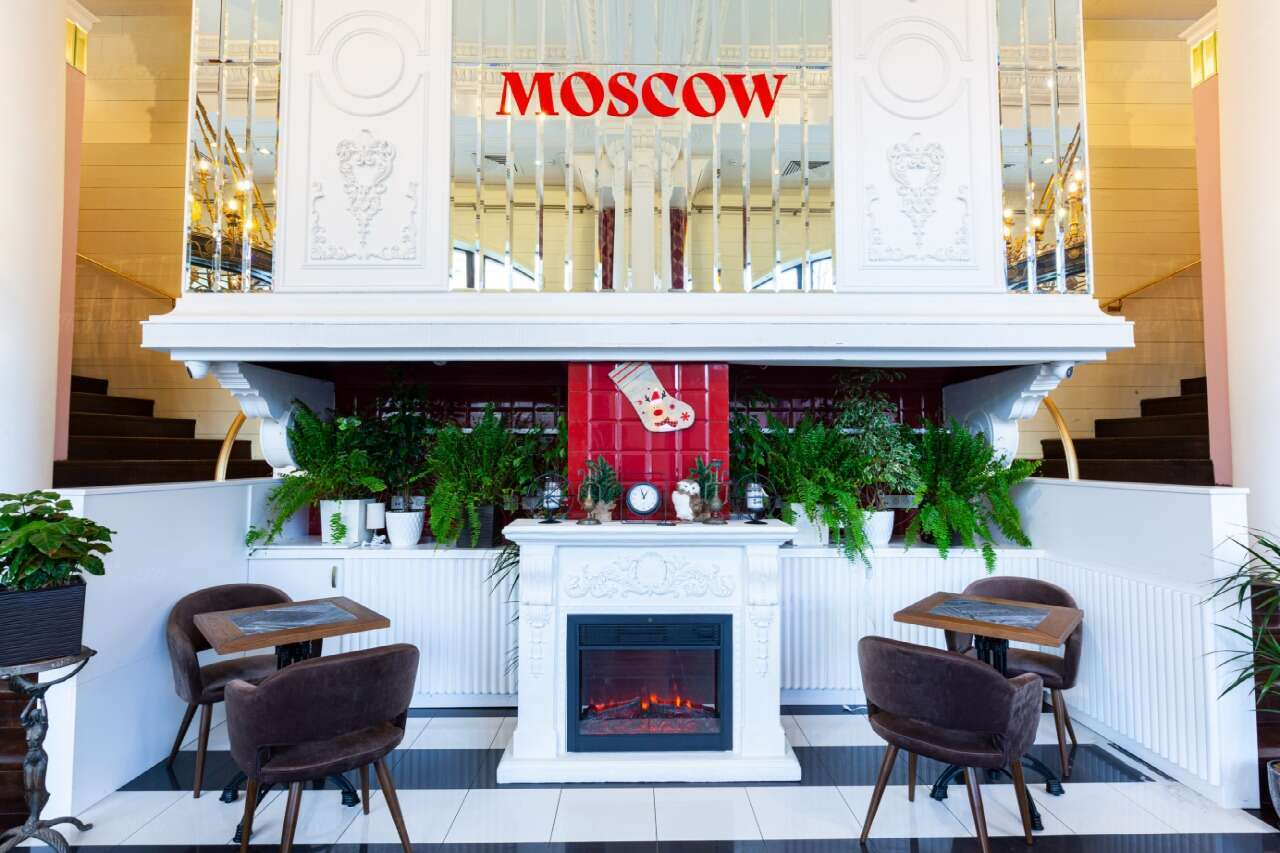 Кафе Moscow (Москва) на Садово-Триумфальной фото 16