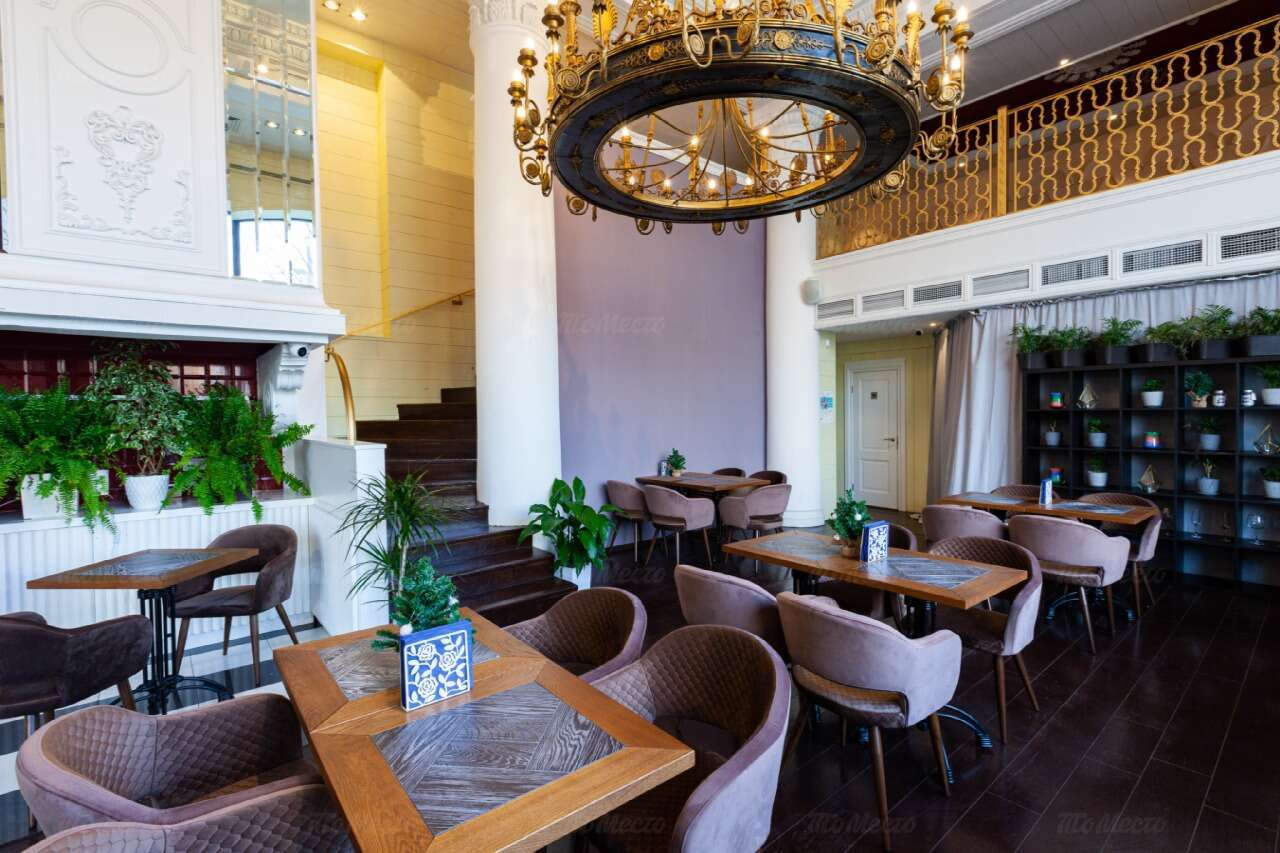 Кафе Moscow (Москва) на Садово-Триумфальной фото 3