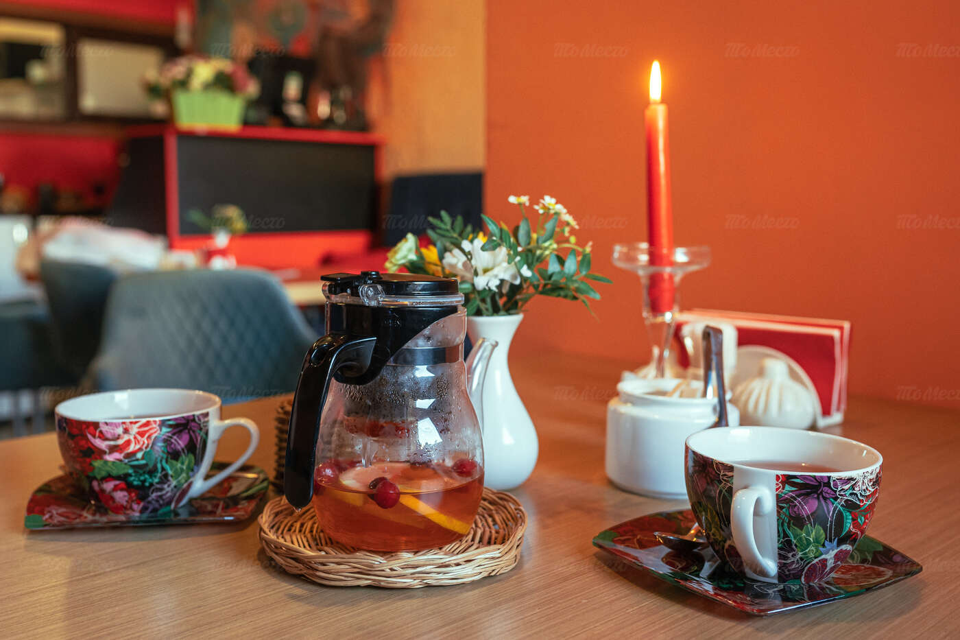 Меню кафе Мадиани на Типанова фото 21