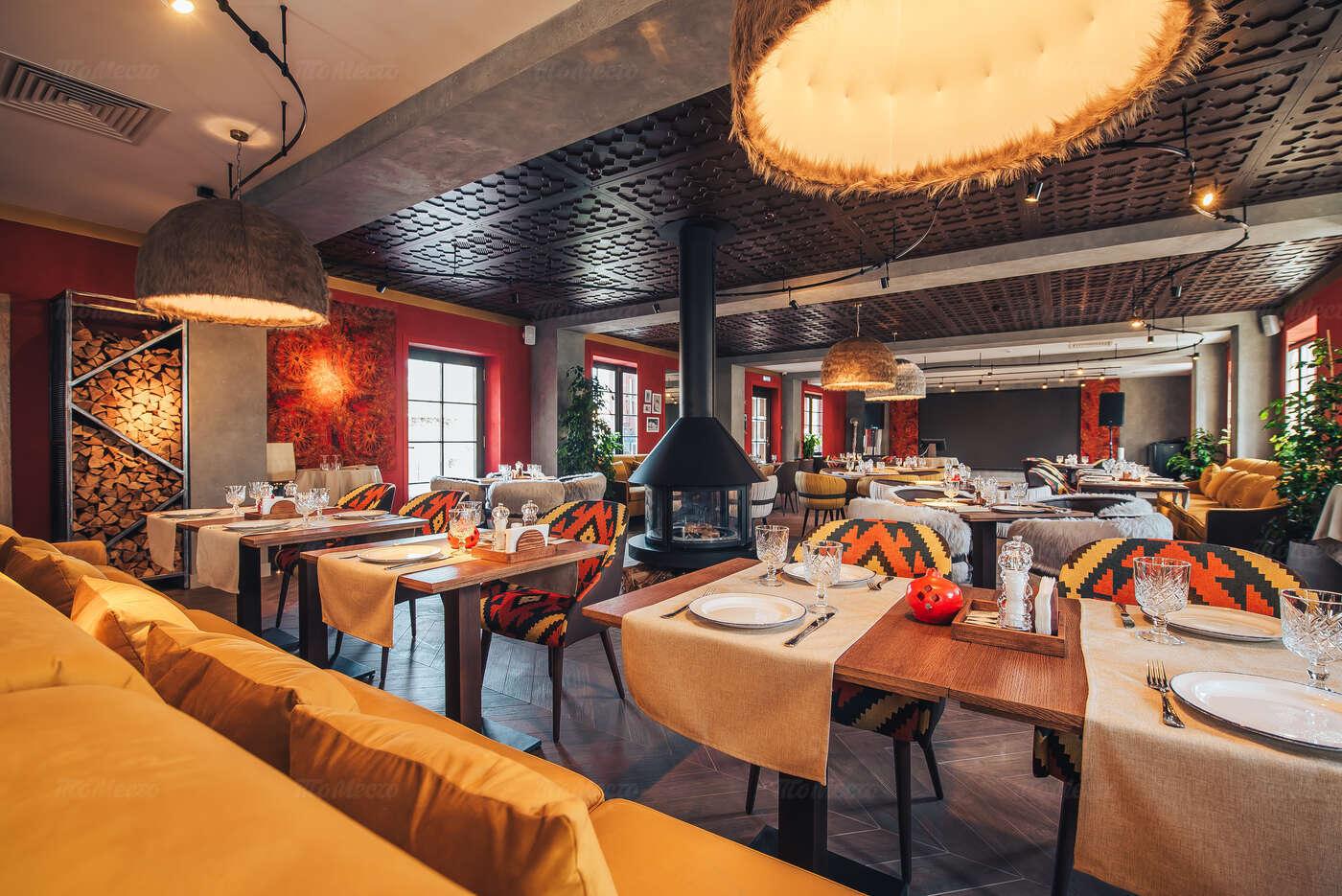 Ресторан Мзиури в Климентовском переулке фото 37