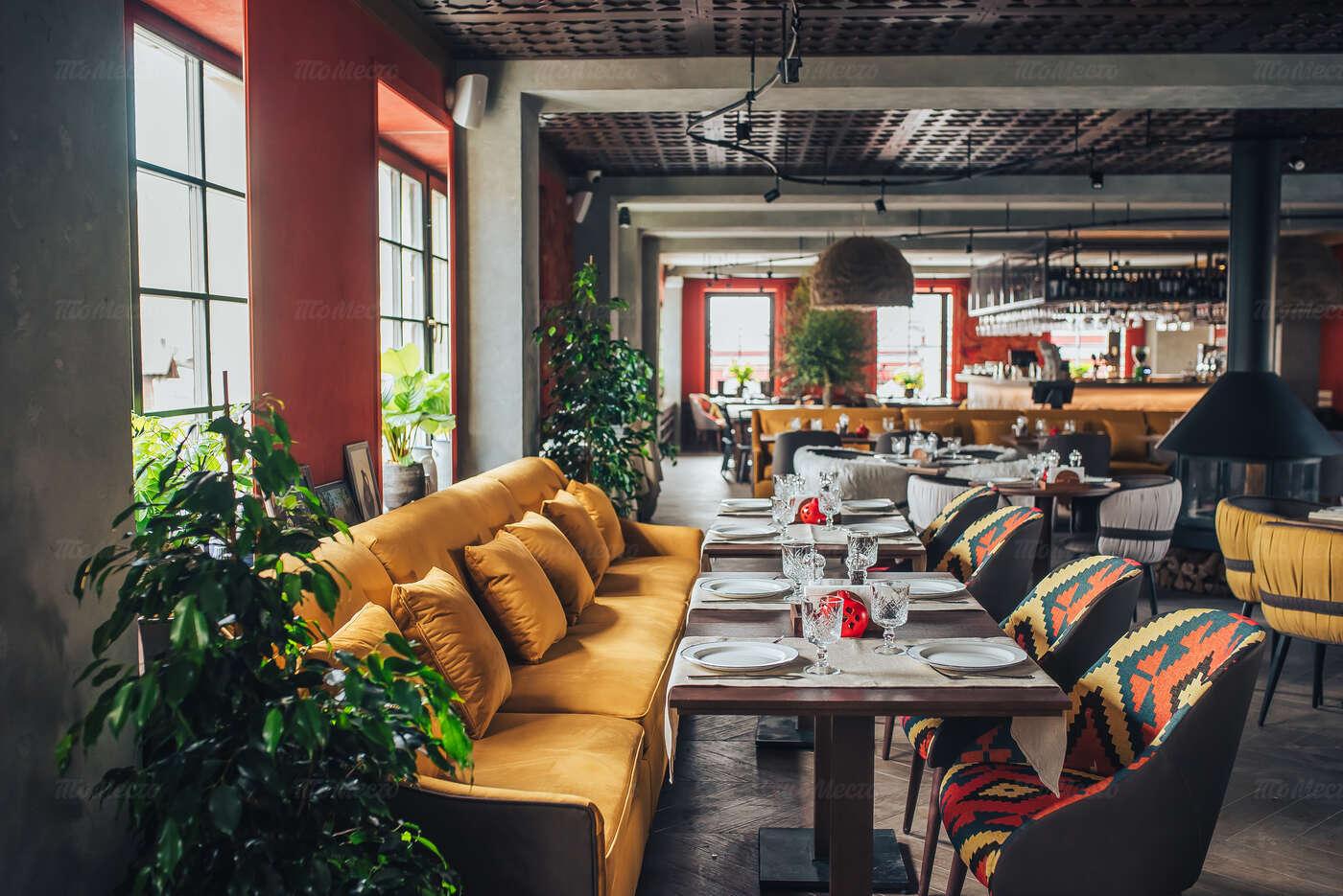 Ресторан Мзиури в Климентовском переулке фото 20