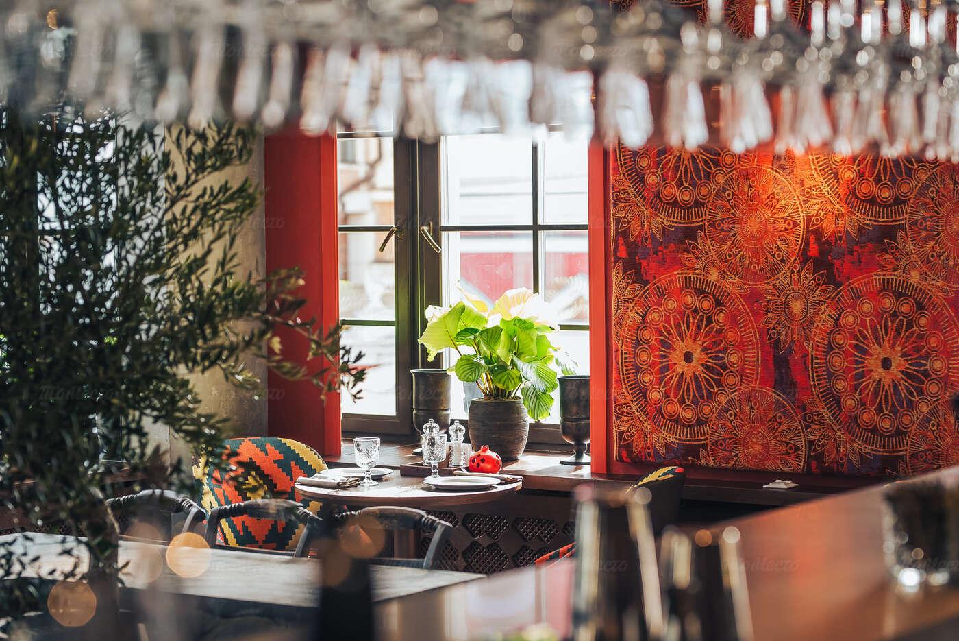Ресторан Мзиури в Климентовском переулке фото 32