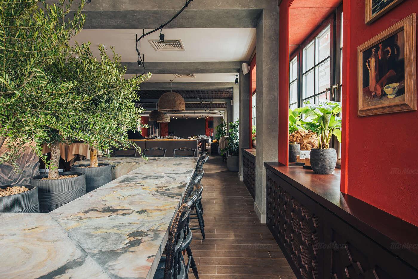Ресторан Мзиури в Климентовском переулке фото 18