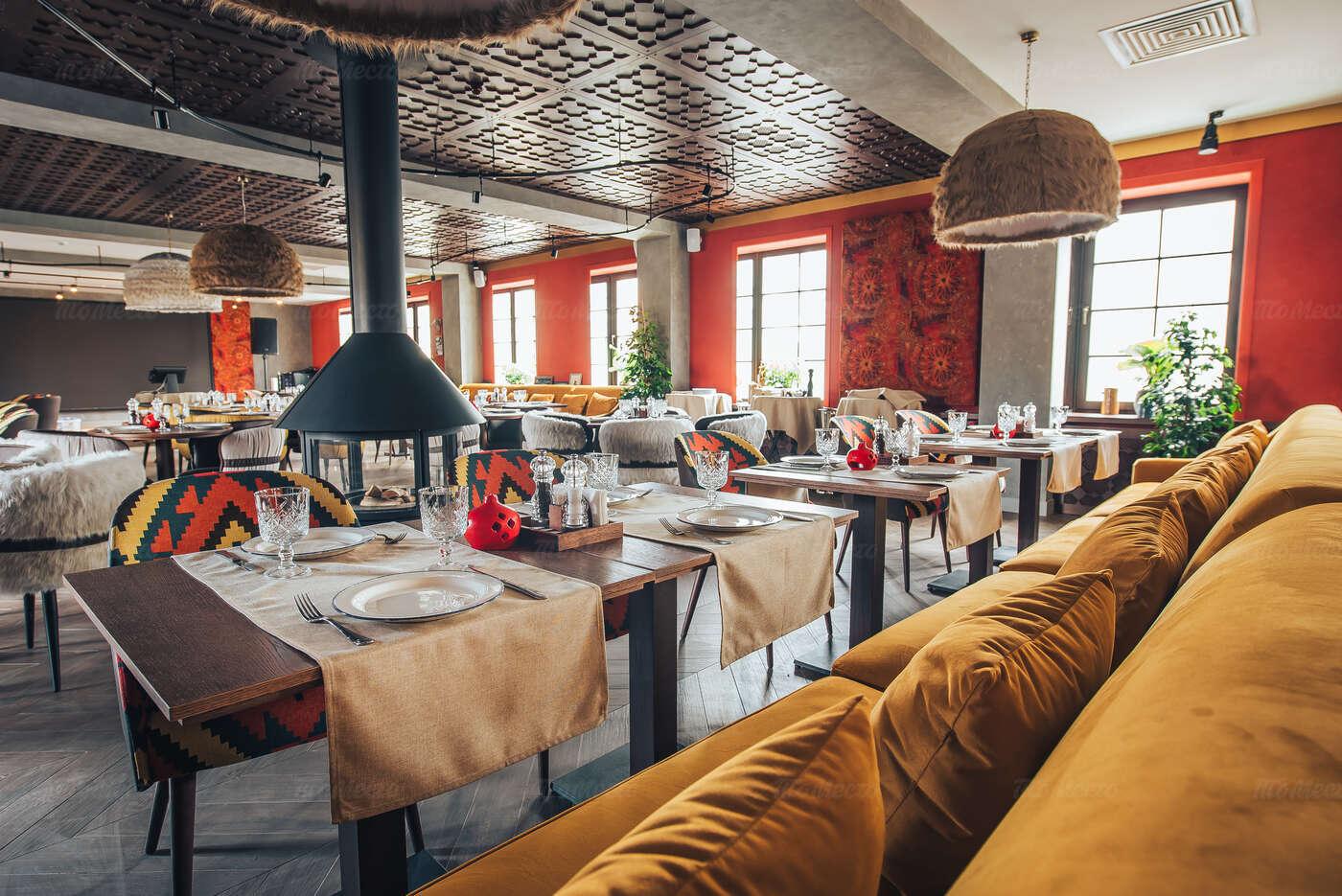 Ресторан Мзиури в Климентовском переулке фото 11