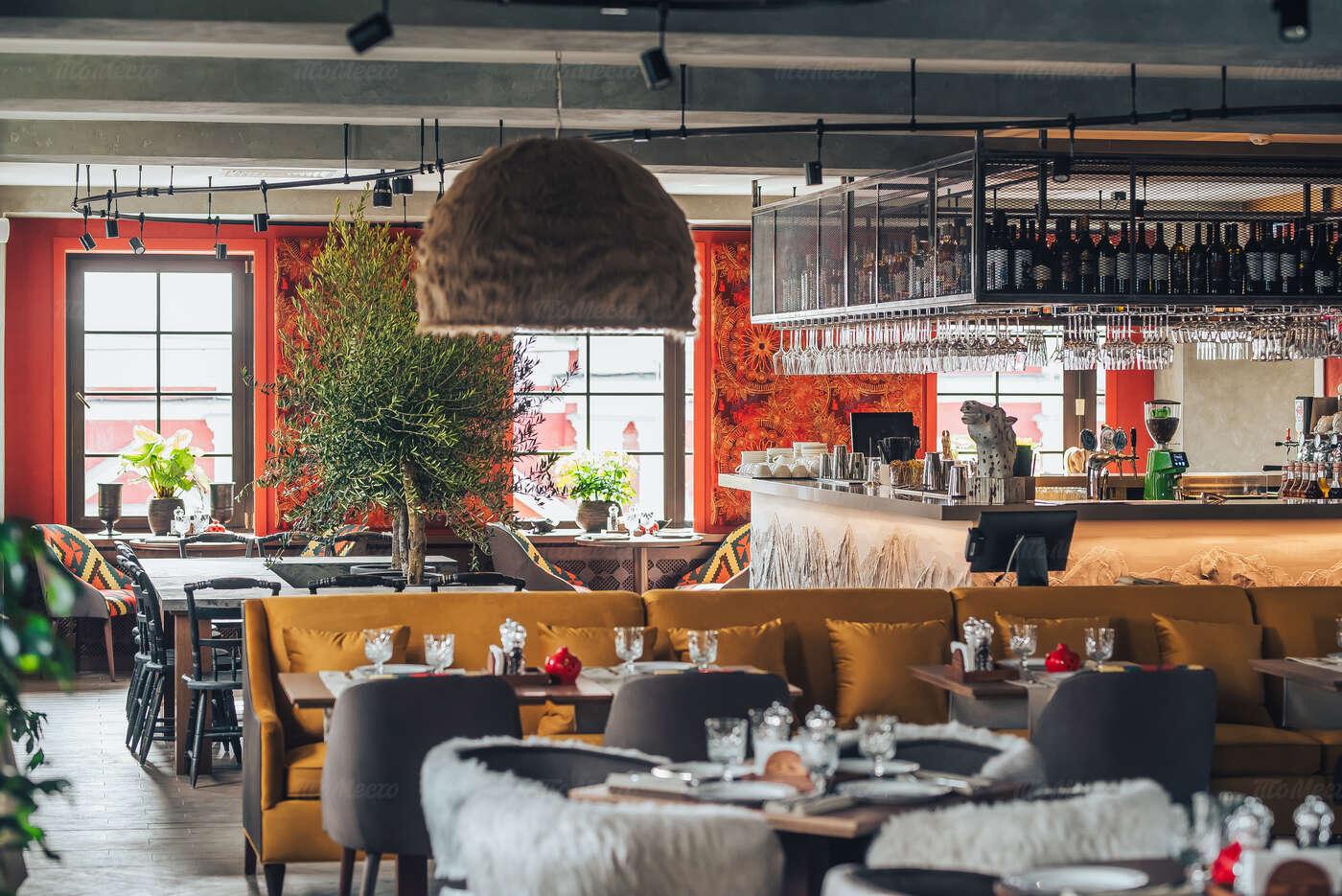 Ресторан Мзиури в Климентовском переулке фото 30