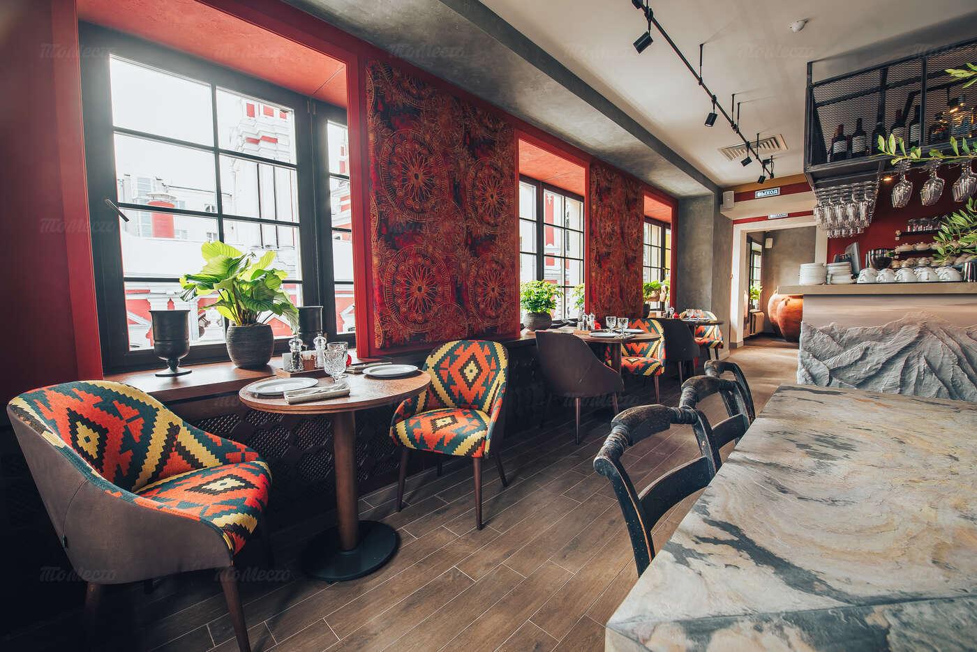 Ресторан Мзиури в Климентовском переулке фото 15