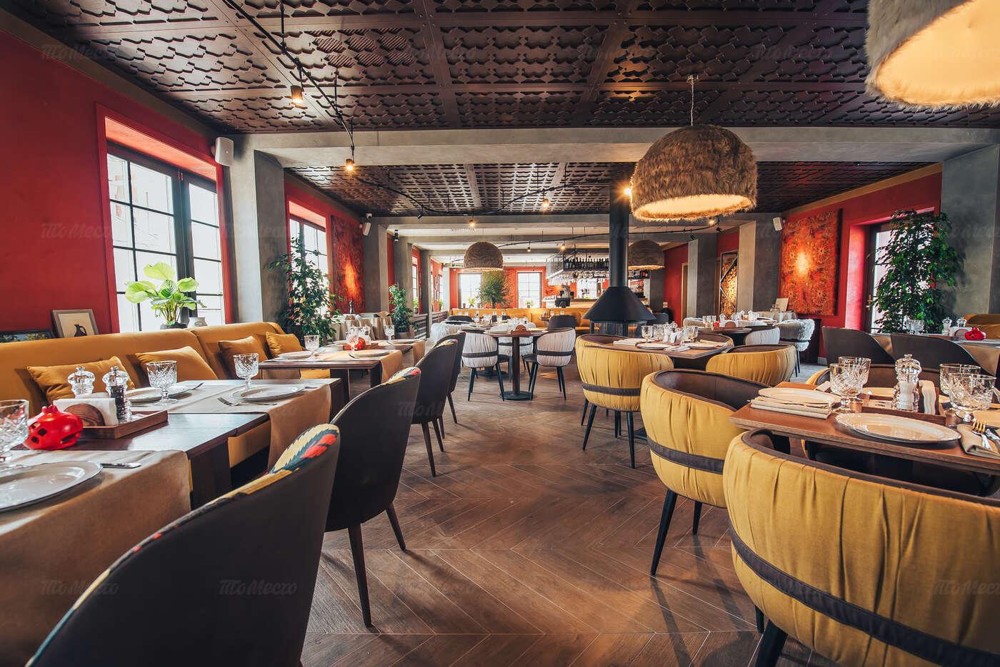 Ресторан Мзиури в Климентовском переулке фото 31