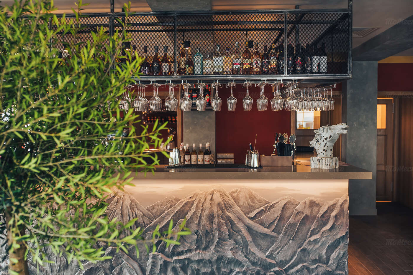 Ресторан Мзиури в Климентовском переулке фото 25