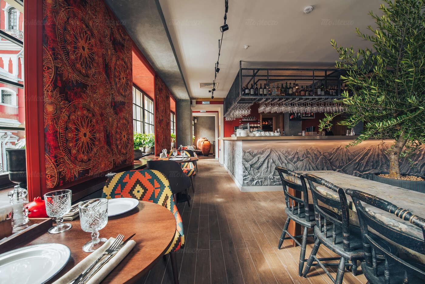 Ресторан Мзиури в Климентовском переулке фото 16
