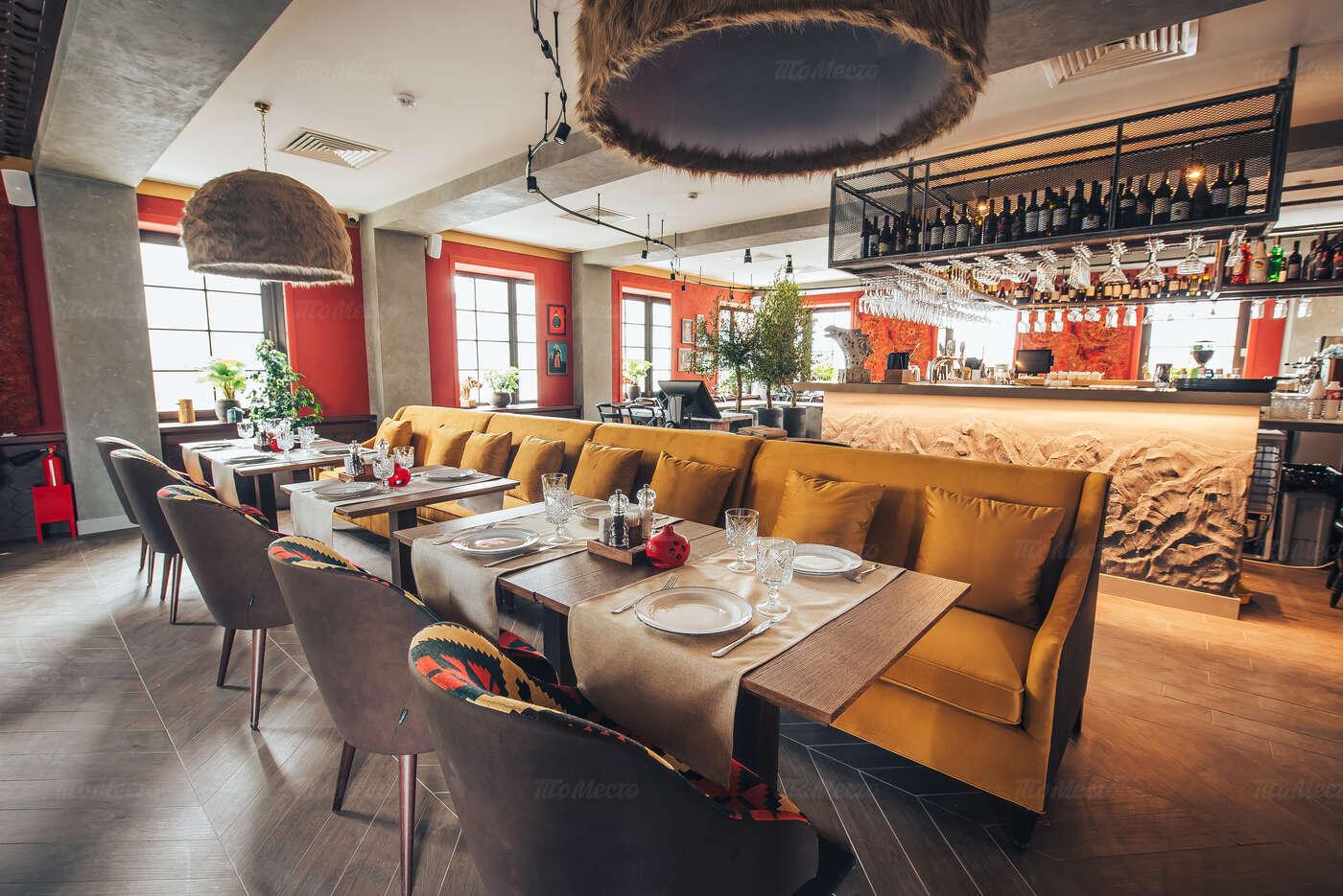 Ресторан Мзиури в Климентовском переулке фото 9