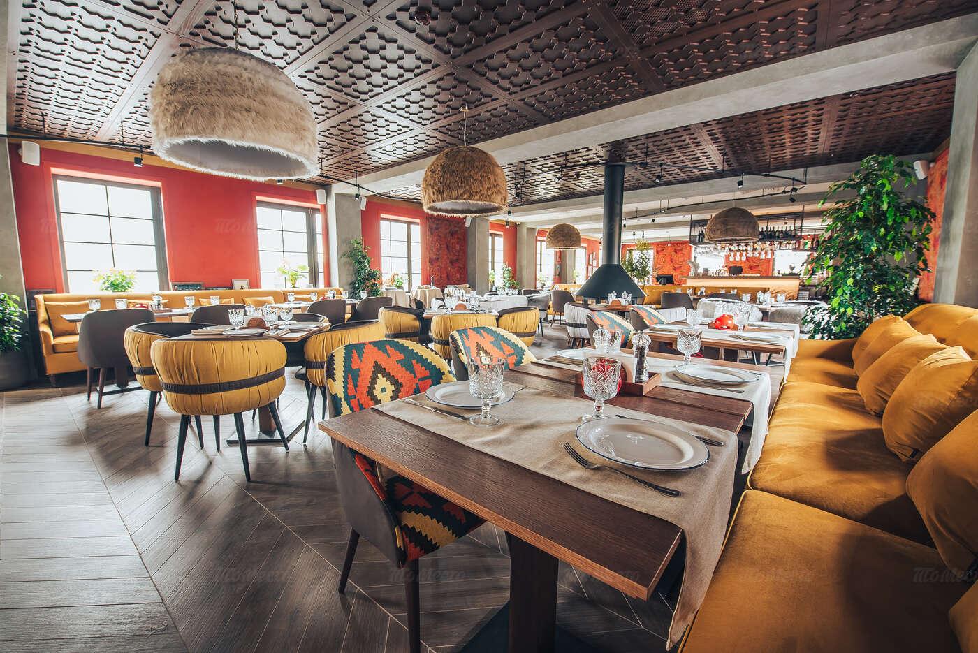 Ресторан Мзиури в Климентовском переулке фото 7