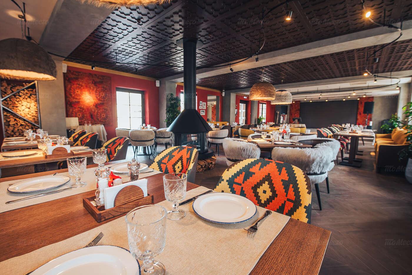 Ресторан Мзиури в Климентовском переулке фото 39