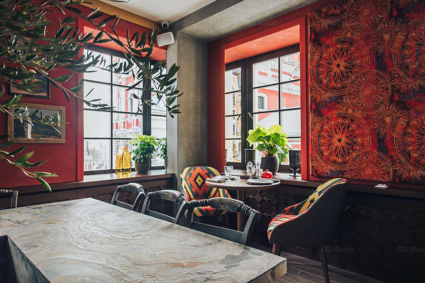 Ресторан Мзиури в Климентовском переулке фото 19
