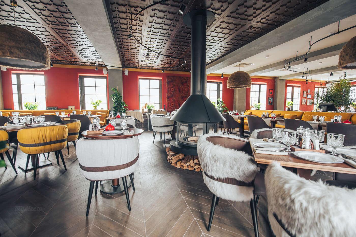 Ресторан Мзиури в Климентовском переулке фото 8