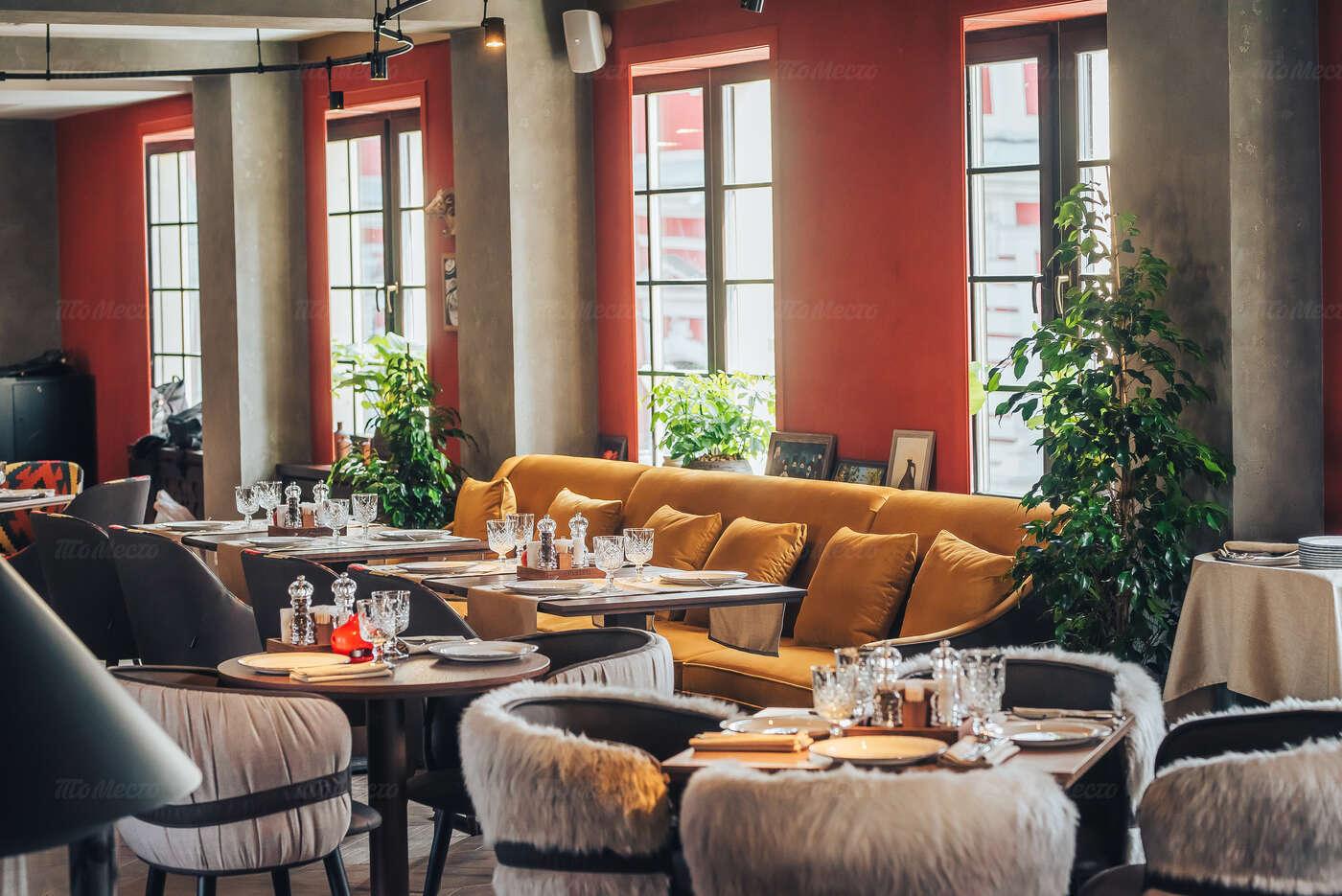 Ресторан Мзиури в Климентовском переулке фото 36