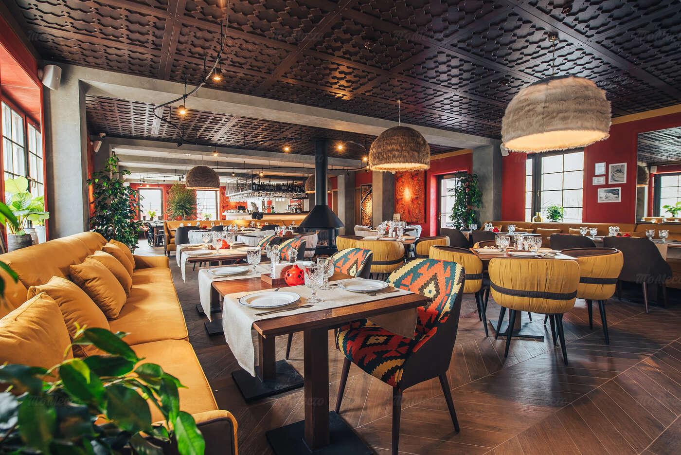 Ресторан Мзиури в Климентовском переулке фото 38